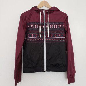 Empyre tribal windbreaker jacket